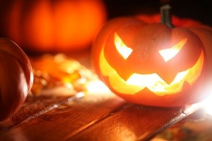 Halloween and dental implants